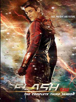 The Flash - The Complete Season Third