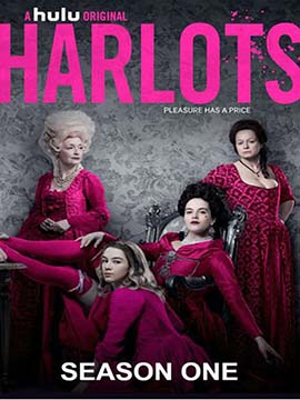 Harlots - The Complete Season One