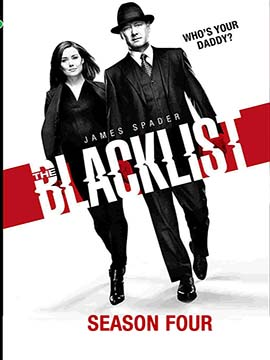 The Blacklist - The Complete Season Four