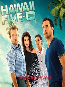 Hawaii Five-0 - The Complete Season Seven