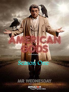 American Gods - The Complete Season One