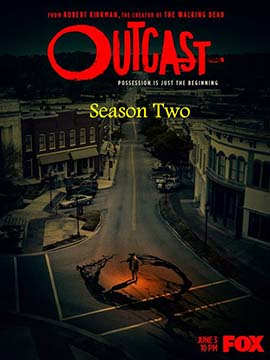 Outcast - The Complete Season Two