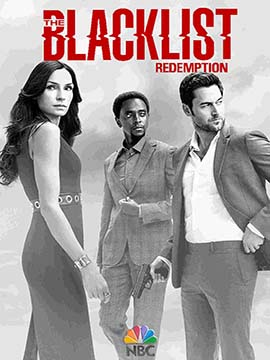 The Blacklist: Redemption - The Complete Season One