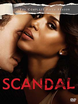 Scandal - The Complete Season Five