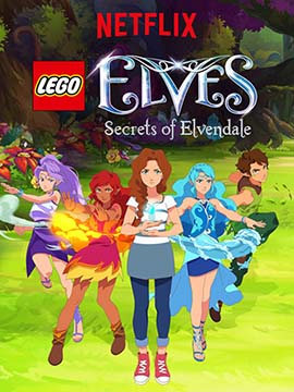 Lego Elves: Secrets of Elvendale - مدبلج
