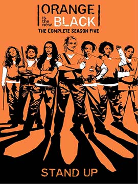 Orange Is the New Black - The Complete Season Five