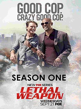 Lethal Weapon - The Complete Season One