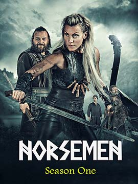 Norsemen - Vikingane - The Complete Season One