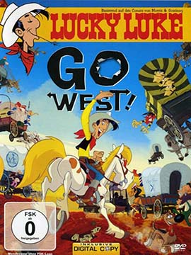 Go West A Lucky Luke Adventure - مدبلج