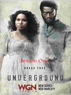Underground - The Complete Season One