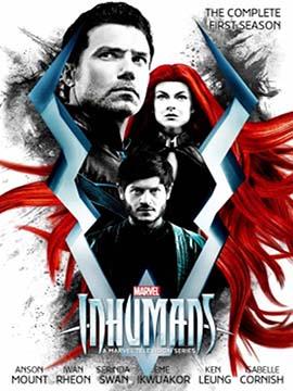 Inhumans - The Complete Season One