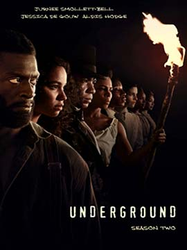 Underground - The Complete Season Two
