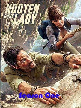 Hooten and the Lady - The Complete Season One
