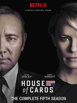 House of Cards - The Complete Season Five