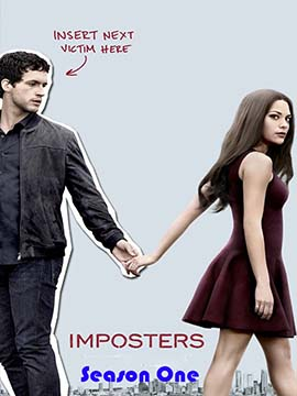 Imposters - The Complete Season One