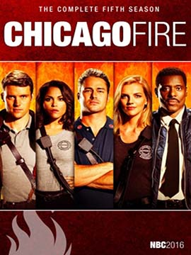 Chicago Fire - The Complete Season Five