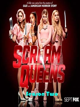 Scream Queens - The Complete Season Two