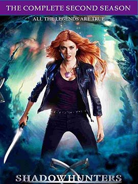 Shadowhunters - The Complete Season Two