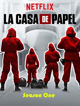 La casa de papel - The Complete Season One