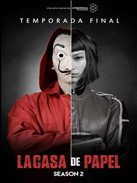 La casa de papel - The Complete Season Two
