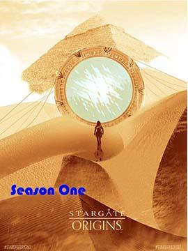 Stargate Origins - The Complete Season One