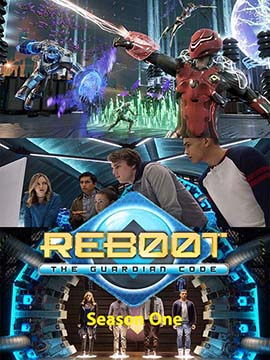 ReBoot: The Guardian Code - The Complete Season One