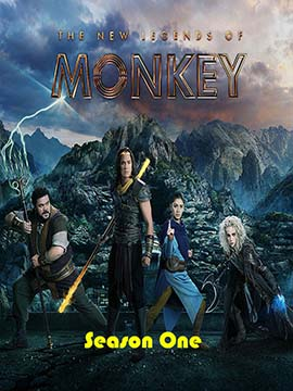 The New Legends of Monkey - The Complete Season One