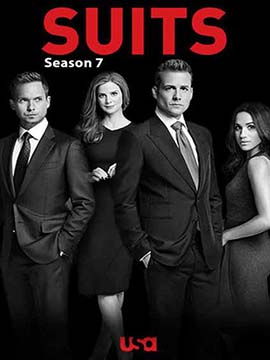 Suits - The Complete Season Seven