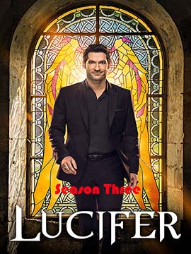 Lucifer - The Complete Season Three