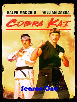 Cobra Kai - The Complete Season One