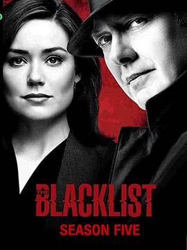 The Blacklist - The Complete Season Five