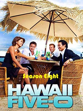 Hawaii Five-0 - The Complete Season Eight