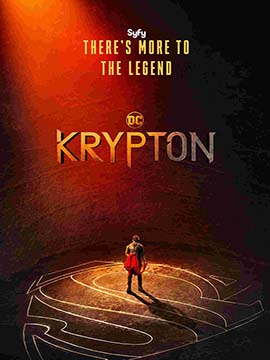 Krypton - The Complete Season One