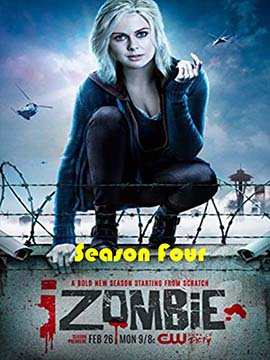 iZombie - The Complete Season Four