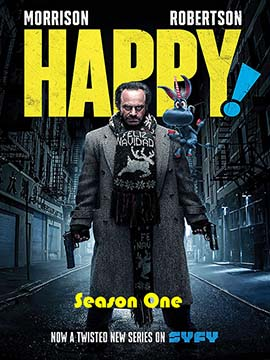 Happy! - The Complete Season One