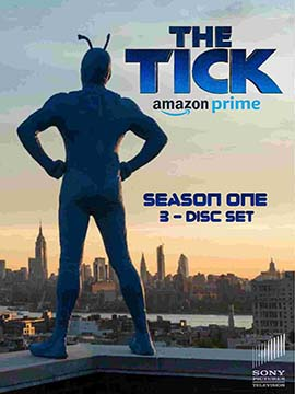 The Tick - The Complete Season One