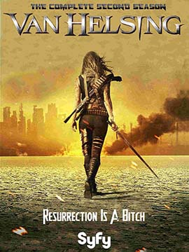Van Helsing - The complete Season Two