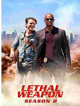 Lethal Weapon - The Complete Season Two