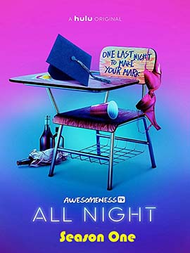 All Night - The Complete Season One