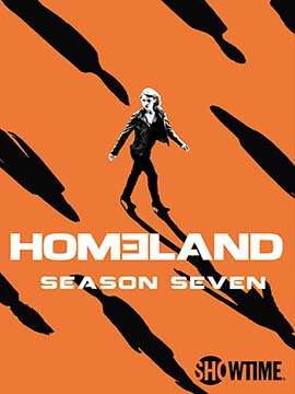 Homeland - The Complete Season Seven