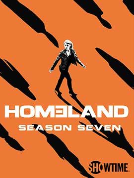 Homeland - The Complete Season Seven