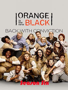 Orange Is the New Black - The Complete Season Six