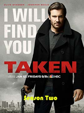 Taken - The Complete Season Two