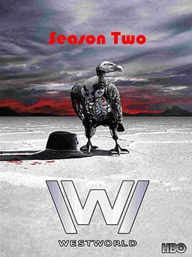 Westworld - The Complete Season Two