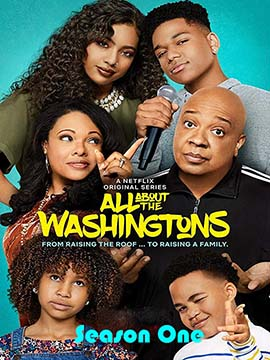 All About The Washingtons - The Complete Season One