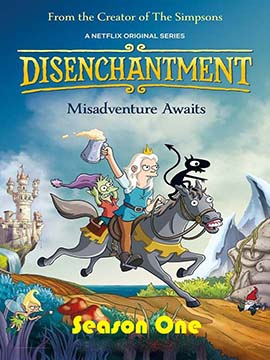 Disenchantment - The Complete Season One