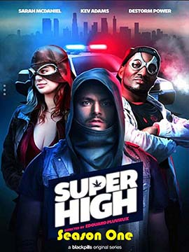 SuperHigh - The Complete Season One