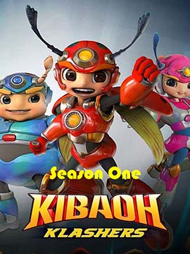 Kibaoh Klashers - The Complete Season One