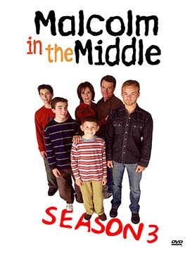 Malcolm in the Middle - The Complete Season Three