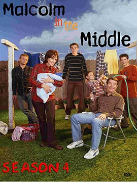 Malcolm in the Middle - The Complete Season Four